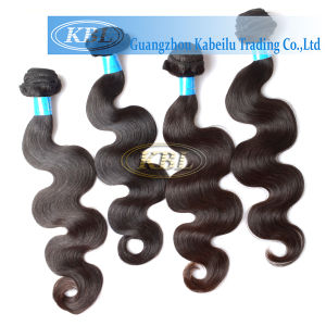 All Length in Stock Virgin Brazilian Hair Weft (KBL-BH-BW) pictures & photos