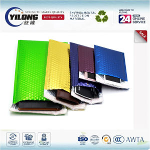 Moisture Resistant Colored Metallic Film Bubble Mailing Envelopes pictures & photos