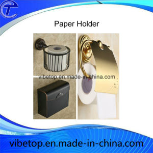 Wholesale Paper Holder with Mirror Polished pictures & photos