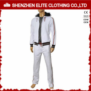 High Quality Top Selling White Tracksuit Customised (ELTTI-26) pictures & photos