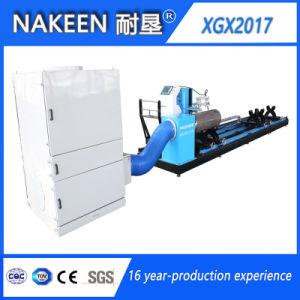 CNC Metal Tube Plasma Oxygas Cutting Machine