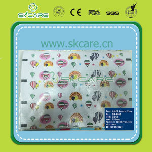 Brush Fabric Loop Tape Hook Loop Tape Magic Frontal Tape Loop Frontal Patch pictures & photos