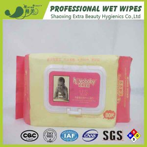 Vitamin E Baby Wipes Private Label Wet Tissues pictures & photos