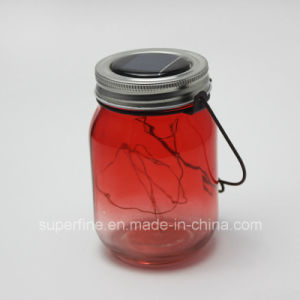 LED Solar Firefly Jar Decorative Outdoor Light pictures & photos