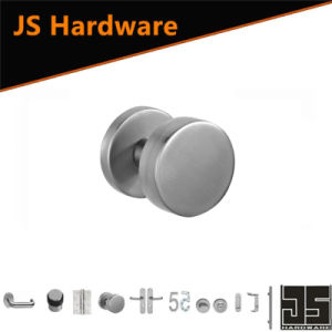 Modern Popular Stainless Steel One Sided Fancy Door Handle Knob