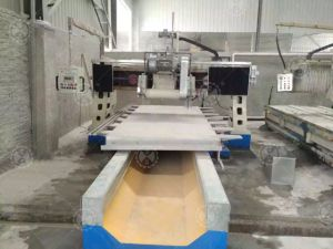 Automatic Stone Profiling Linear Gantry Cut&Cutting Machine pictures & photos
