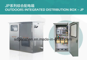 Jp-04 Outdoor Stainless Steel Water-Proof IP 56 Integrated/Comprehensive Distribution Box with Compensation/Control/Terminal/Lightning Function pictures & photos