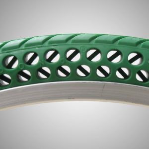 Colorful 26*1.75 26*1.5 Free-Inflation Tire for Fixed Gear Road Bike Small MOQ Tire Tube / Solid Rubber Bicycle Tire Tubeless pictures & photos