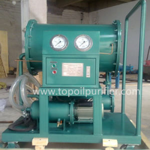 Portable Diesel Fuel Oil Lube Oil Filter Machine (TYB) pictures & photos
