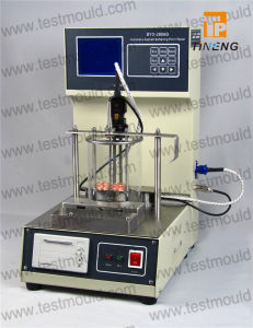 Automatic Ring and Ball Apparatus for Asphalt Testing pictures & photos