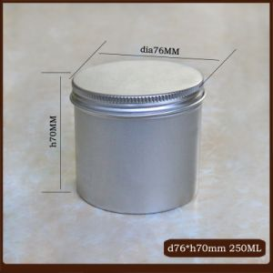 250ml Aluminum Canisters pictures & photos