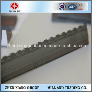 China Suppliers Serrated Flat Steel / Serrated Flat Bar pictures & photos