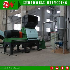 Wood Recycling Machine Driven by Siemens Motor for Crushing Waste Wood pictures & photos