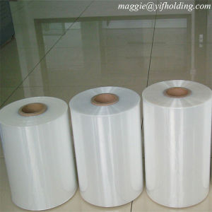 POF Shrink Film with Center Foloded pictures & photos