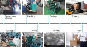 6 Cylinder 630kw Marine Diesel Generator pictures & photos
