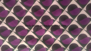260t Full Dull Twill Pongee Polyester Fabric pictures & photos