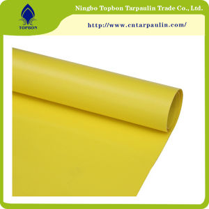 PVC Vinyl Coated Woven Polyester Mesh Woven Vinyl Coated Fabric pictures & photos