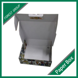 Big Paper Packaging Clothes Box/Corrugated Packaging Clothes Box (FOREST PACKING 004) pictures & photos