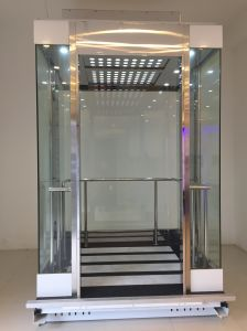 Panoramic Elevator Home Lift with Good Quality Glass Sightseeing pictures & photos