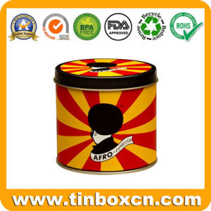 Round Tin Box for Promotion, Gift Tin Can, Metal Gift Box pictures & photos