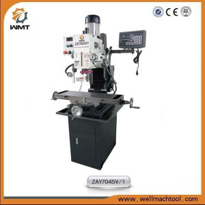 Vertical Drilling and Milliing Machine Zay7040V /1 with Factory Use pictures & photos