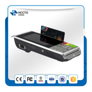 Pinpad Touch Scree Mobile Android POS Terminal with PCI & EMV Certificate (S1000) pictures & photos