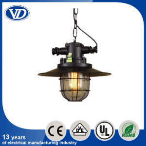 Loft American Retro Industrial Chandelier Cottage Pendant Light