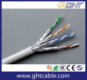 Uftp 4 Pairs CAT6A LAN Cable Ethernet Cable pictures & photos