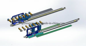 Automatic Integrated Heating and Molding Machine pictures & photos