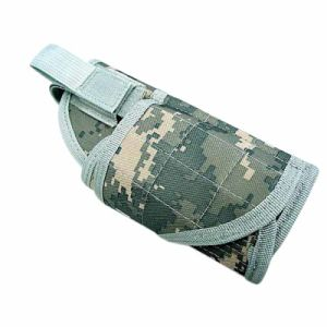 Airsoft Tornado Molle Handgun Holster Adjustable Holster pictures & photos