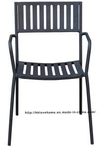 Replica Industrial Tolix Metal Dining Restaurant Armchair Steel Chair pictures & photos