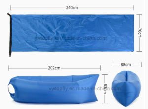 Comfortable Inflatable Lamzac Hangout Lazy Bag Air Sleeping Bag pictures & photos