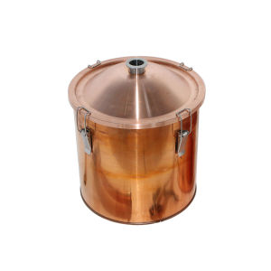 Unique Copper Distiller 30 Liter 8gal Still Spirits Water Alcohol Oil Brewing Kit pictures & photos