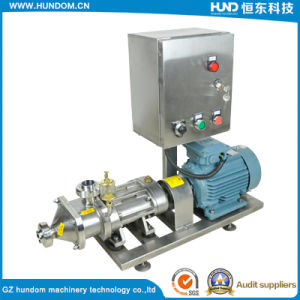 Sanitary Twin Screw Pump for Chocolate pictures & photos