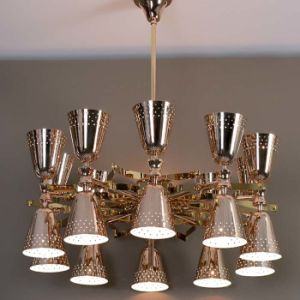Very New Wonderful Design Rose Gold Contemporary Indoor Pendant Chandelier Lighting for Home Decoration pictures & photos