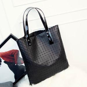 Black Silica Gel Fashion Women Bag (A0116-1) pictures & photos