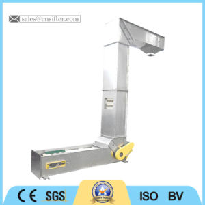 Z Bucket Hoist Conveyor Machine for Lifting Material pictures & photos