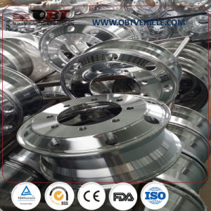 19.5 Obt All Type of Truck Trailer Aluminum Alloy Wheel Rim pictures & photos