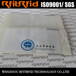Hot Free Samples Long Range Passive RFID UHF Tags pictures & photos
