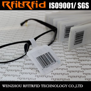 Hf Anti-Theft Sunglasses Disposable Security RFID Jewelry Tag for Authentication