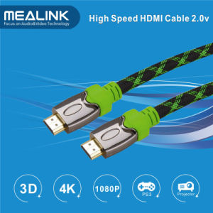 Unique Design High Speed 4k HDMI 2.0 Cable pictures & photos
