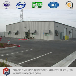 Steel Structure Storage Building with Administration Office pictures & photos