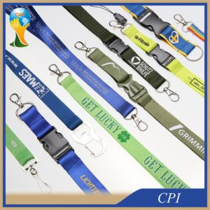 Promotion Custom Polyester Printing Lanyard pictures & photos