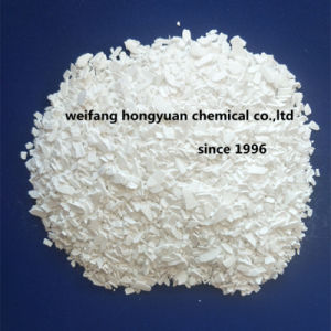 Calcium Chloride Flakes/Pellet/Powder/Granular pictures & photos