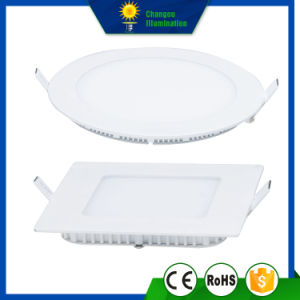 3W Round Slim LED Panel pictures & photos