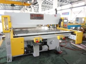 Single-Side Automatic Feeding Hydraulic Cutting Machine pictures & photos