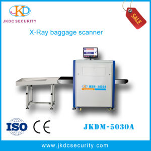 Small Type X-ray Baggage Scanner Machine for Security pictures & photos