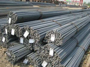 Deformed Steel Bar for Construction HRB335/HRB400/HRB500 pictures & photos