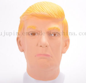 Custom Latex Trump Mask Toy for Halloween Cosplay Promotion pictures & photos