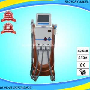 Radiofrequency Shr IPL Painless Laser Hair Removal pictures & photos